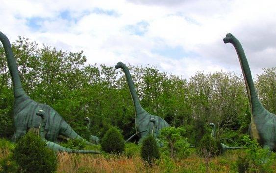 Brachiozaur (Brachiosaurus)