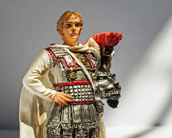 młody aleksander III macedoński