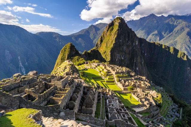 nowe siedem cudów świata Machu Picchu
