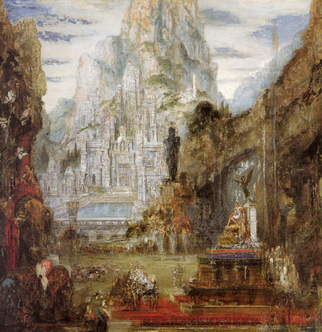 triumf Aleksandra III Macedońskiego
