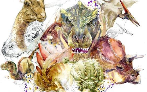 Prehistoryczne zwierzęta