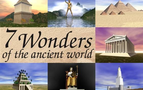 Nowe siedem cudów świata