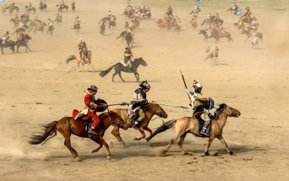 Mongolscy Wielcy Chanowie
