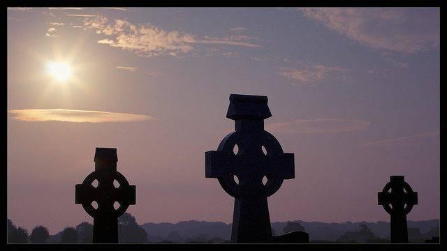 krzyże celtów