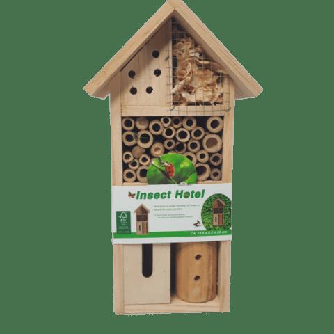 domek dla owadów pożytecznych